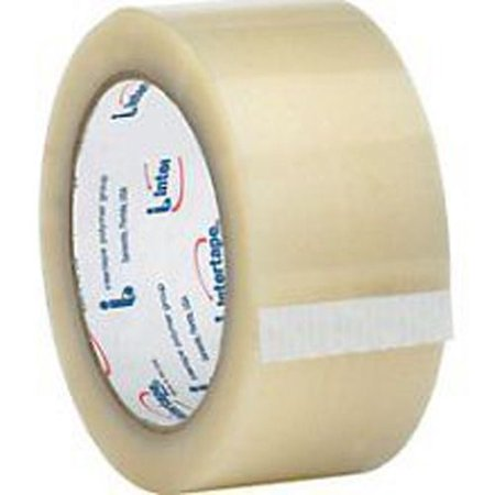 NEW Intertape 6100 Clear Carton Packing/Sealing Tape 2