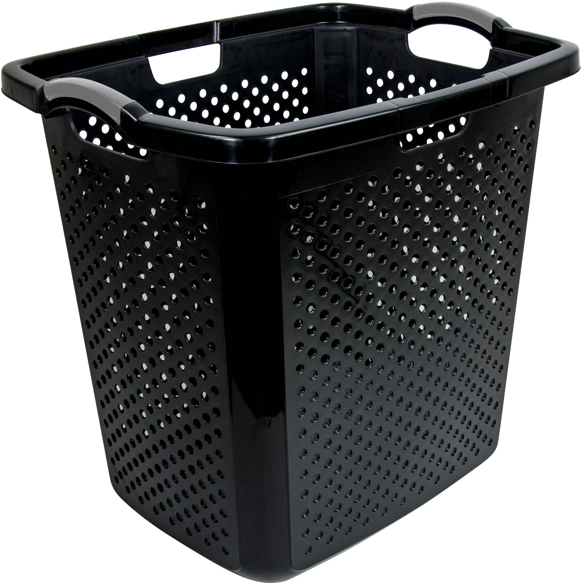Home Logic 2.5-Bu XL-Capacity Lamper Laundry Basket and Hamper