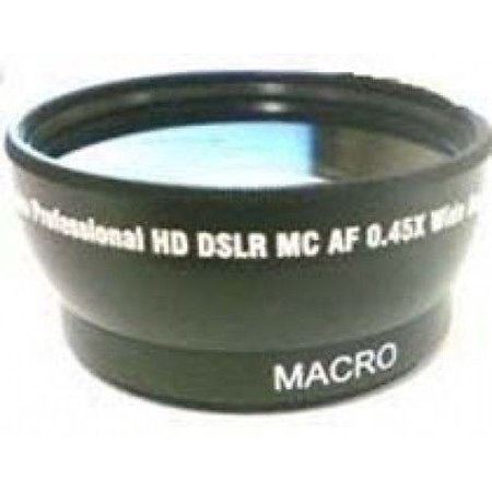 Wide Lens for Sony DCRSR68/R, Sony DCRSR68/L, Sony DCRSR65, Sony DCR-SR78E, Sony DCRSR78E, Sony DCR-SR65 Wide Lens for Sony DCRSR68/R, Sony DCRSR68/L, Sony DCRSR65, Sony DCR-SR78E, Sony DCRSR78E, Sony DCR-SR65Not made by Sony