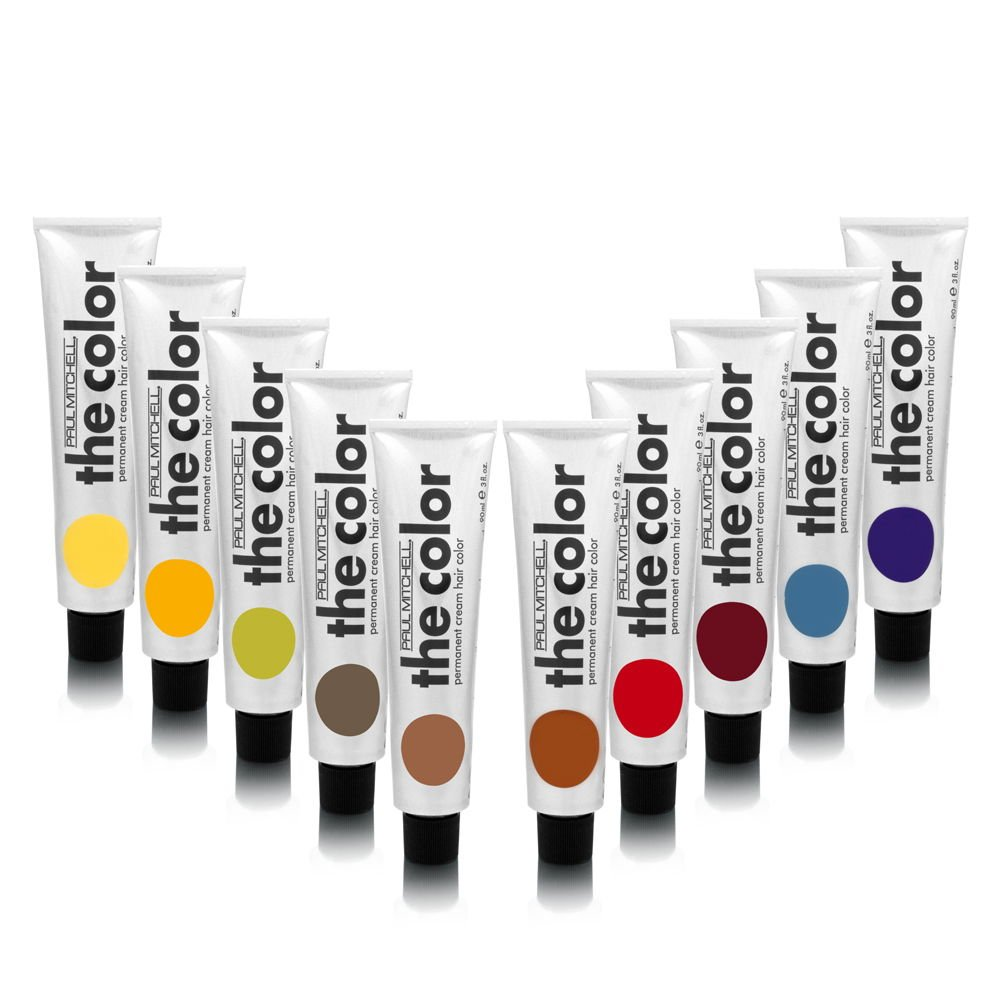 Paul Mitchell Hair Color The Color Color 6rv Dark Red Violet
