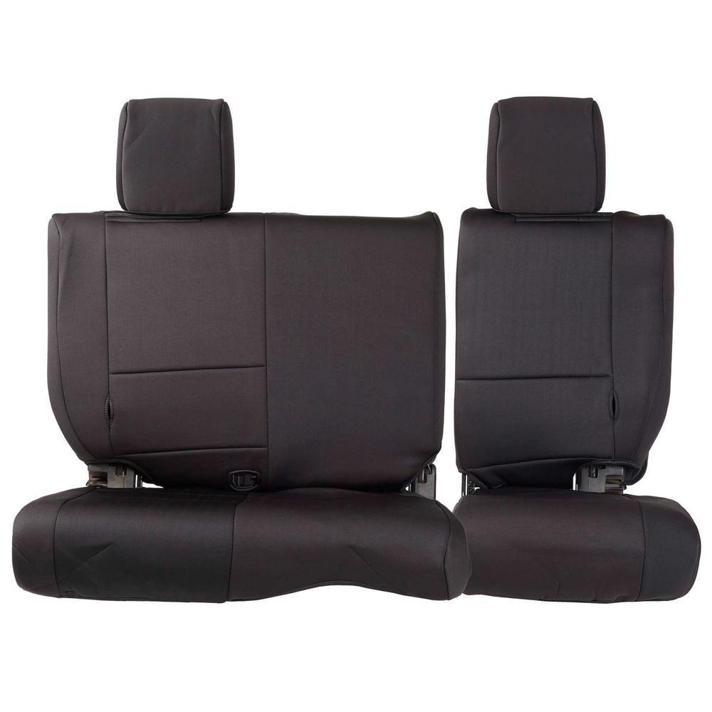 Smittybilt Neoprene Front and Rear Seat Cover Kit 471201
