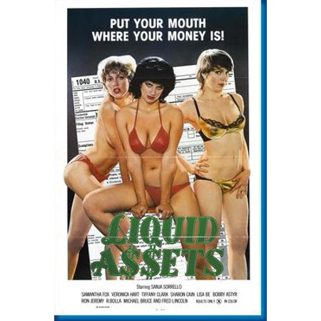 Liquid Assets Movie Poster