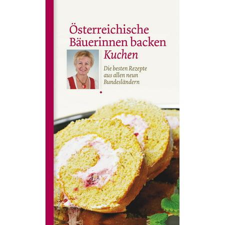 Österreichische Bäuerinnen backen Kuchen - eBook](Rezepte Kuchen Halloween)