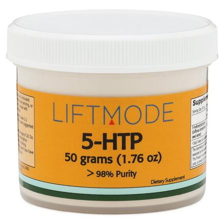5-HTP en poudre - 50 grammes (1,76 onces) - 98% - FBLM