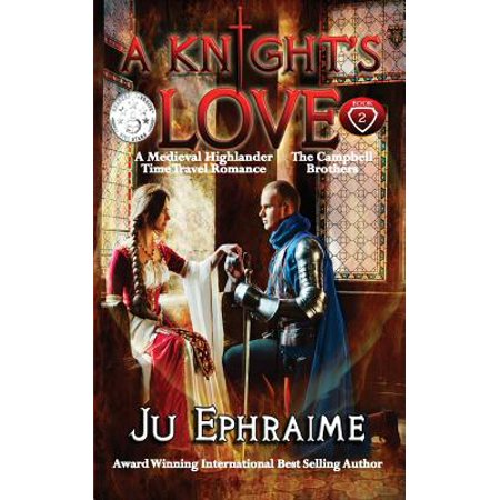 A Knight's Love: Scottish Medieval Time Travel Romance - eBook (Medieval Times Outfits)