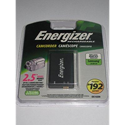 Energizer camcorder battery samsung 1a-bh130lb by Energizer