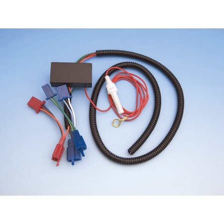Honda Element Trailer - Show Chrome Isolated Trailer Wire Harness for Honda GL1800 52-694