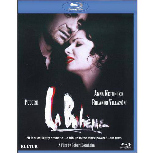 La Boheme: The Film (Italian) (Blu-ray) (Widescreen)