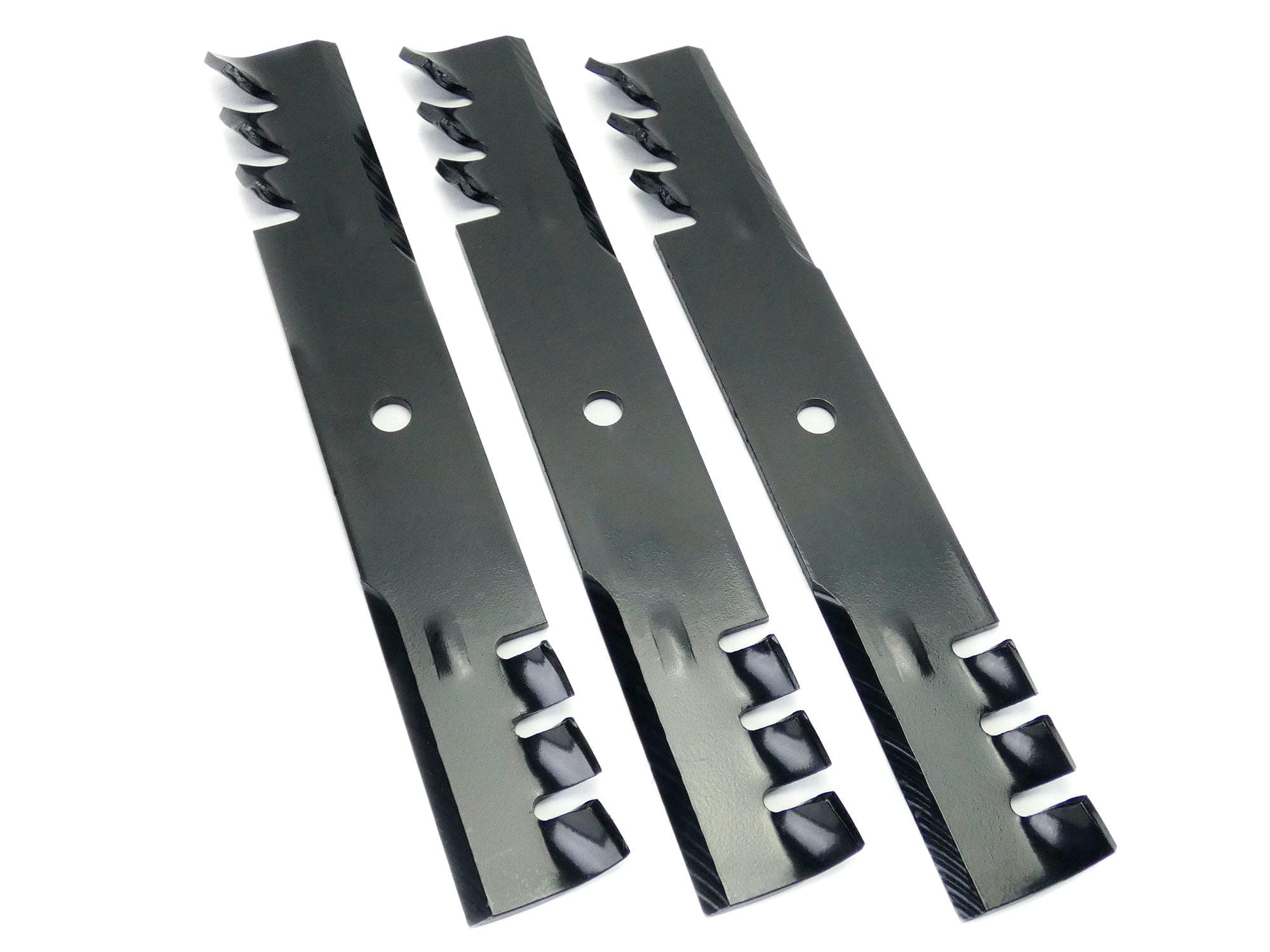 """3 Mulching Blades for Dixie Chopper 66/"""" XC Series 30226-66E"""