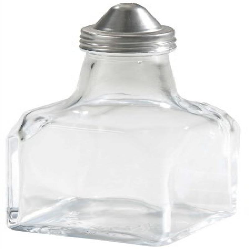 Winco 12-Piece Oil/Vinegar Cruet, 6-Ounce