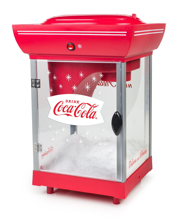 Nostalgia SCC399CKTOP Coca-Cola Snow Cone Cart, Red - Walmart.com