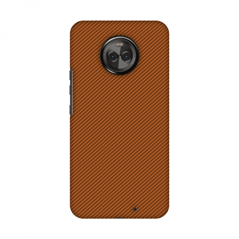 Motorola Moto X4 Case, Premium Handcrafted Designer Hard Shell Snap On Case Printed Back Cover with Screen Cleaning Kit for Motorola Moto X4, Slim, Protective - Autumn Maple Texture