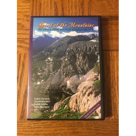 Spirit Of The Mountains DVD - Store Spirit