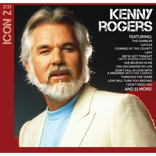 Icon Series 2: Kenny Rogers (2CD)
