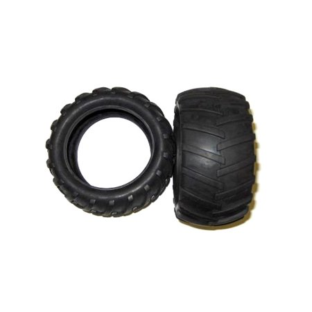 Redcat Racing Part 08009 Tractor Tire with Foam Inserts 2pc for Volcano S30 EPX