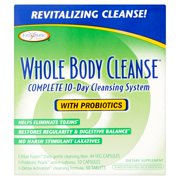 Enzymatic Therapy Whole Body Cleanse Kit with Probiotics - Best Reviews Guide