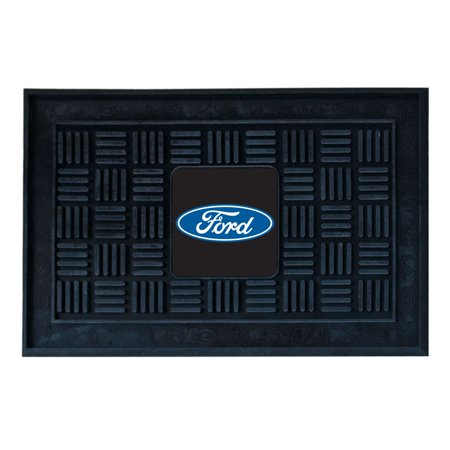 Ford Ford Oval Medallion Door Mat