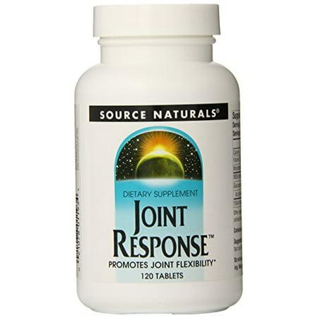 Source Naturals Source Naturals  Joint Response, 120 ea Source Naturals Joint