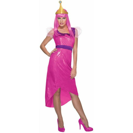 Adventure Time Princess Bubblegum Adult Halloween Costume](Halloween Time)