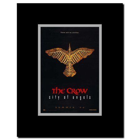The Crow: City of Angels Framed Movie Poster