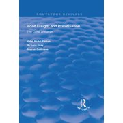 Road Freight and Privatisation - eBook