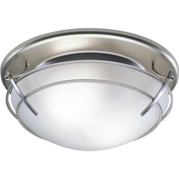 Broan-NuTone 80cfm Nkl Light Bath Fan 757SN