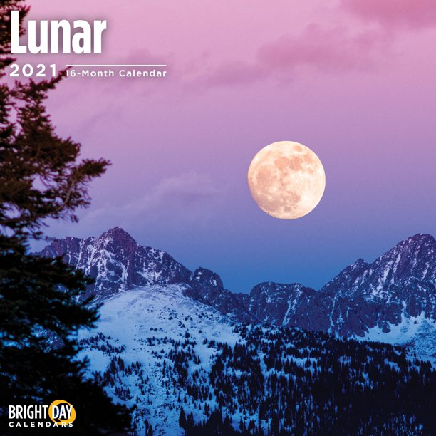2021 Lunar Wall Calendar   Walmart.  Walmart.com
