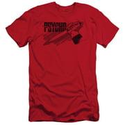Psycho Knife Mens Slim Fit Shirt