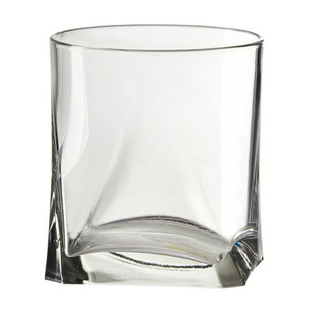 Global Amici Gotico Double Old Fashioned Glasses, 12 Oz, 350 Ml, Set Of 6 12 Double Old Fashioned Glasses