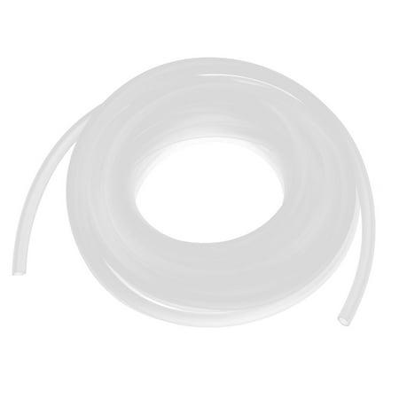 Aquarium Soft Plastic Flexible Air Water Hose Pipe Tube Clear 5 Meters Length Plastic Flexible Tube