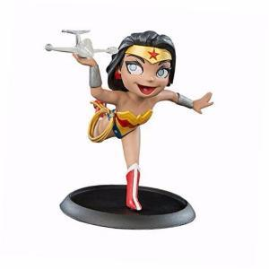 Quantum Mechanix Wonder Woman Q-Figure