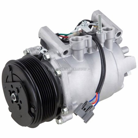 AC Compressor & A/C Clutch For Acura TSX 2004 2005 2006 2007 2008