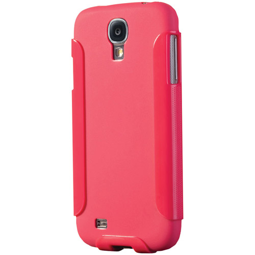 DBA CASES 799599996800 Samsung(R)Galaxy S(R)IV Ultra TPU Case (Hot Pink)