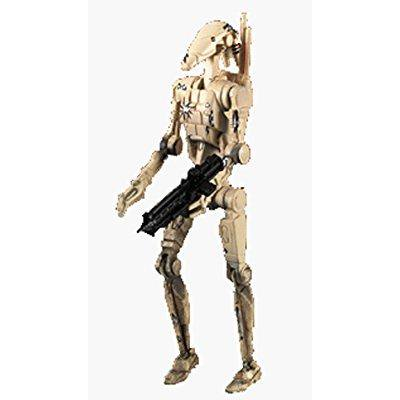 Star Wars Episode I Battle Droid CommTech (1998) Action Figure w/ Blaster Rifle