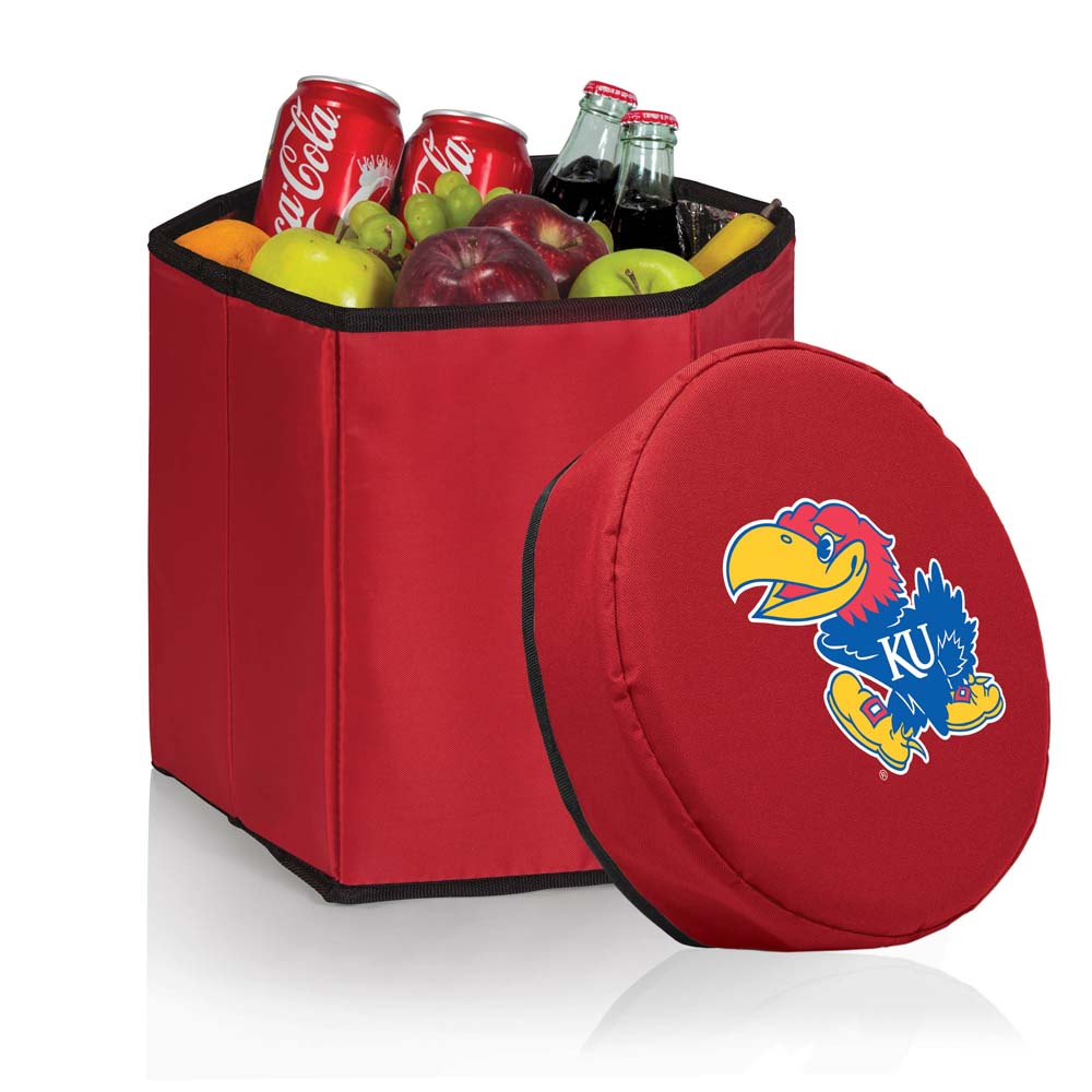 Kansas Bongo Cooler / Seat (Red)