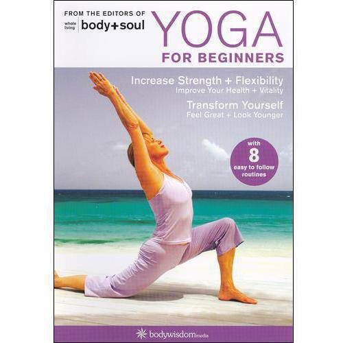 Yoga For Beginners (Widescreen)