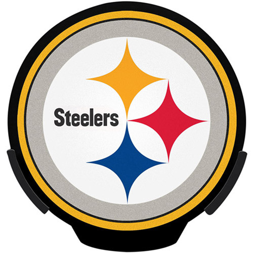 NFL Power Decal, Pittsburg Steelers