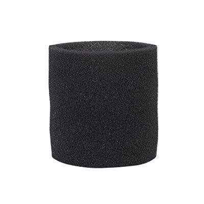 Vac Foam Filter (multi-fit wet vac filters vf2001 foam sleeve / foam filter for wet dry vacuum cleaner (single wet vac filter foam sleeve) fits most shop-vac, vacmaster and genie shop vacuum cleaners )