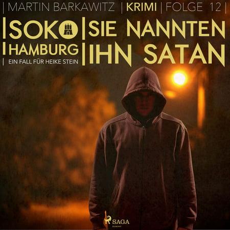 Sie nannten ihn Satan - SoKo Hamburg - Ein Fall für Heike Stein 12 (Ungekürzt) - Audiobook
