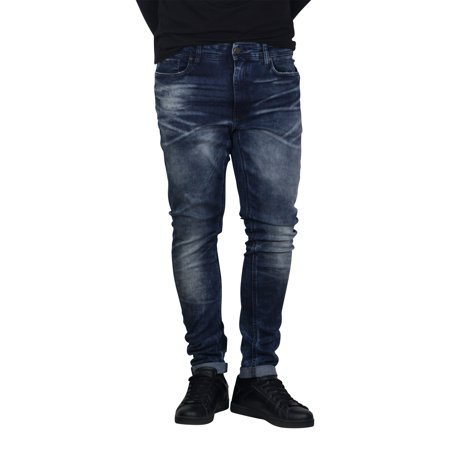 Jordan Craig Fairfax Denim Sean Jeans Aged - Blue And Grey Jordans