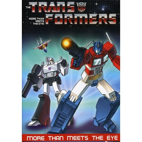 The Transformers: More Than Meets The Eye (Full Frame)