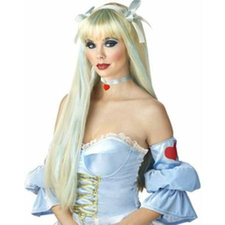 Alice In Wonderland Wig](Wonderland Wigs)