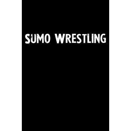 Cheap Sumo Wrestling Suits (Sumo Wrestling: Blank Lined Notebook Journal Gift Idea)