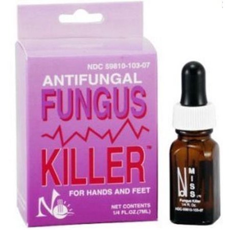 Miss Nail Hands Feet Fungus Killer Anti Fungal