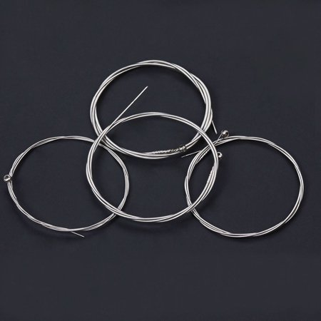 4-string Electric Bass Guitar String Set Nickel Round Wound High-carbon Steel Core(1.14-2.67) - image 7 of 7