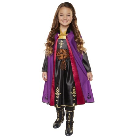Disney Frozen 2 Princess Anna Travel Dress