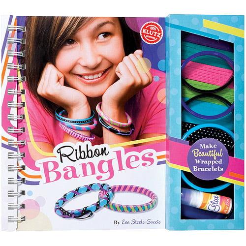 Klutz Ribbon Bangle Book Kit