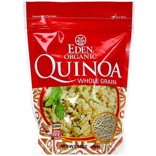 Eden Whole Grain Quinoa, 16 oz (Pack of 12)