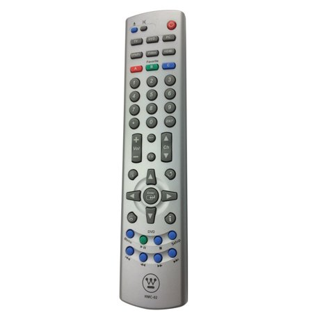 New RMC-02 Remote Control sub RMC-01 RMC01 for Westinghouse LCD TV / DVD SK-26H570D SK-32H570D SK-26H590D SK-32H540S SK-32H590D SK-26H590 SK-32H590 SK-32H590DA LTV-32W4 (HDC) LTV-40W1(HDC) SK-40H590D