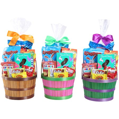 Houdini all candy easter gift basket 10 pc walmart houdini all candy easter gift basket 10 pc negle Images